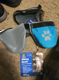 Hiking boots for dogs Portsmouth