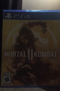 Mortal combat 11 ps4 Barrie, L4N 4L5