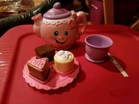 Fisher PriceToy Teapot and Treats Chantilly, 20152