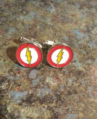 The Flash cufflinks Frederick, 21701