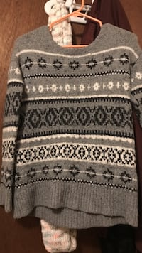 Aztec knitted sweater  East Stroudsburg, 18301