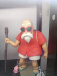"Master Roshi figurine about 10"" East Los Angeles, 90022"
