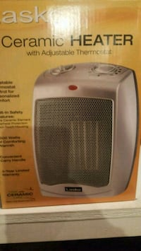 gray and black Lasko portable air cooler Springdale, 20774