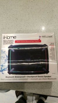 i Home bluetooth waterproof speaker Brampton, L6T 1N3