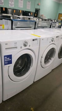 Lg electric set dryer/washer 27inches!  Queens