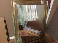 Large mirror frame  Springfield, 22150