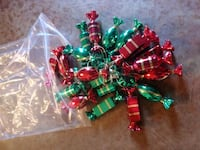 New holiday candy ornament set Moore, 73160