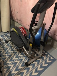 black and gray elliptical trainer Markham
