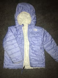 3t reversible north face coat Reisterstown, 21136