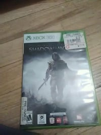 Xbox 360 Shadow of Mordor case New York, 10019