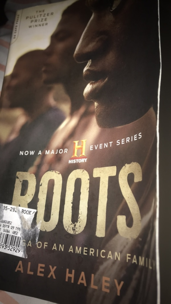 Roots The Saga Of An American Family: Used Roots (Saga Of An American Family ) For Sale In
