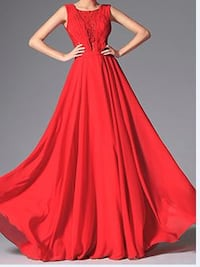 Robe Soiree Cannes T 40