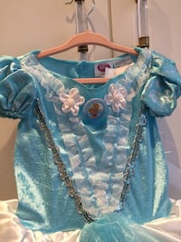 Disney Cinderella Costume with gloves