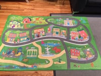 Sesame Street activity mat 779 km