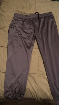 Men's Grey Under Armour Joggers 69 km