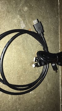 black and gray cable cable Springfield, 22152