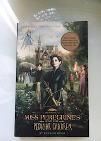 Used Miss Peregrine S Home For Peculiar Children Book For