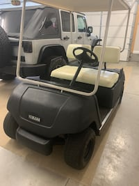G16 Yamaha Gas Golf Cart Shepherdsville, 40165