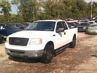 2006 FORD F-150 XLT Triton 4WD Cleves