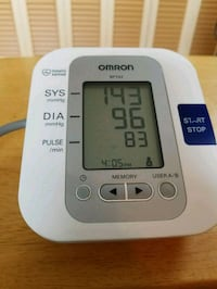 OMRON AUTOMATIC BLOOD PRESSURE MONITOR Glenview, 60025