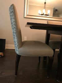 Dinning table + chairs  Toronto, M8W 3A8