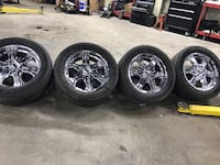 """Rims and Tires 20""""  Baltimore, 21201"""