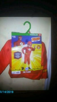 Halloween Costume (The Flash) Gaithersburg