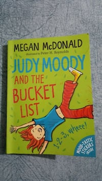 Judy Moody - And The Bucket List