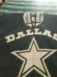 Dallas cowboys puncho