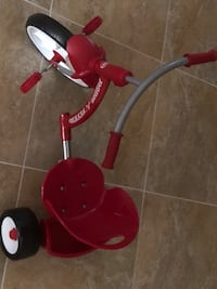 toddler's red and white Radio Flyer trike Great Falls, 22066