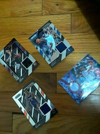 Nba/Mlb trading jersey cards collection Hamilton, L8M 1Z5
