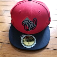 nationals fitted cap washington dc  Silver Spring, 20905