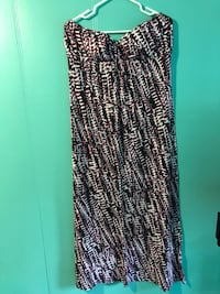 Ladies XL Summer Dress $3 Trenton, K8V 2X4