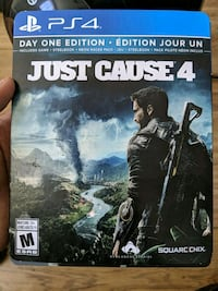 Just csuse 4 play station  Burnaby, V5G 2P6