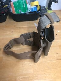 Model 6004 SLS Tactical Holster for 1911 Springfield, 22153