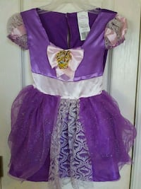 Tangled dress up costume size 3t Quinte West, K8V 5P8