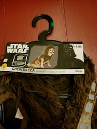 Chewbacca dog costume  Whittier, 90605