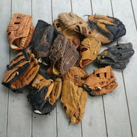 Baseball mittens. New Castle, 16105