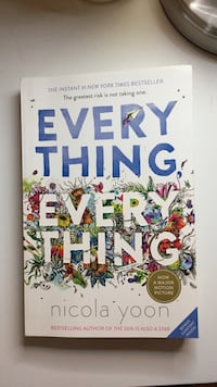Everything Everything Book By Nicola Yoon Huntsville, 35811