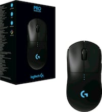 Logitech Pro Wireless Gaming Mouse. LIGHTSPEED. @MAAS-COMPUTERS Toronto, M9V 2X6