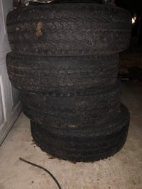 245/75/16 trans force AT tires