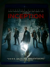 Inception Bluray Fall River, 02721