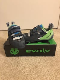 Evolv Supra climbing shoes Arlington, 22202