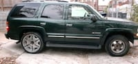 2003 Chevrolet Tahoe Washington