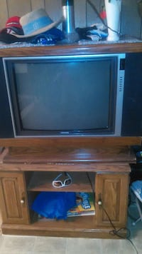 black and gray crt tv Rocky Face, 30740