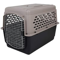 """Grreat Choice® Dog Carrier Kennel Crate Used Once 40"""" Length x 27"""" Width x 30"""" High XL Coppell"""
