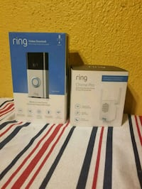 Ring Doorbell and Ring chime Whittier, 90605