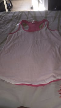 women's pink tank top Los Angeles, 90020