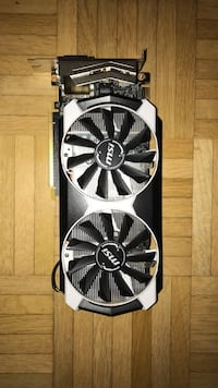 Msi grafikkarte gtx 960 2gb