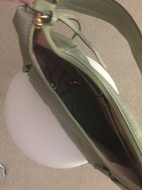 Green Leather Franklin Covey Purse Concord, 94521